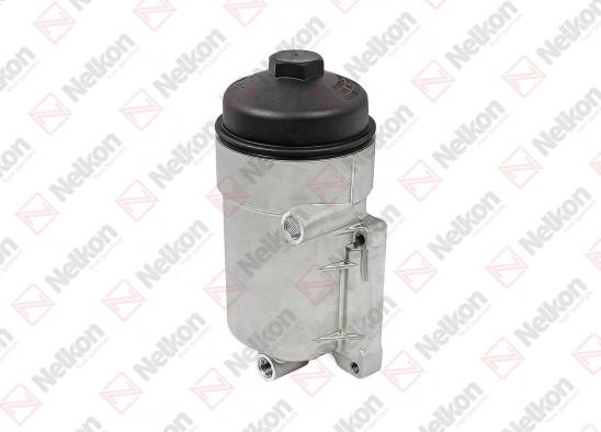 Filter head, fuel filter / 605 018 017 / 5410900852,  5410900552,  5410900452